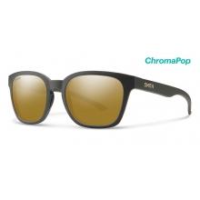 Founder Slim Matte Gravy ChromaPop Bronze Mirror by Smith Optics