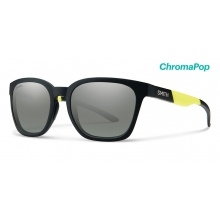 Founder Matte Black Acid ChromaPop Platinum by Smith Optics in Branford Ct