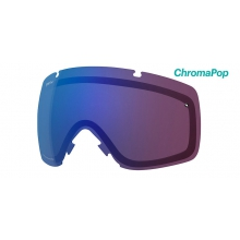 I/O Replacement Lenses I/O ChromaPop Photochromic Rose Flash by Smith Optics