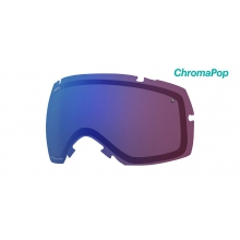 I/OX Replacement Lenses I/OX / I/OX Turbo Fan ChromaPop Photochromic Rose Flash by Smith Optics
