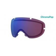 I/OS Replacement Lenses I/OS ChromaPop Photochromic Rose Flash by Smith Optics