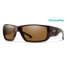 Transfer Tortoise ChromaPop Polarized Brown by Smith Optics