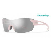"PivLockâ""¢ Asana Dusty Pink ChromaPop Platinum by Smith Optics"