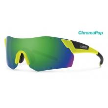 "PivLockâ""¢ Arena Max Matte Acid ChromaPop Sun Green Mirror by Smith Optics"
