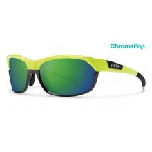 "PivLockâ""¢ Overdrive Acid ChromaPop Sun Green Mirror by Smith Optics"