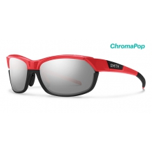 "PivLockâ""¢ Overdrive Rise ChromaPop Platinum by Smith Optics"