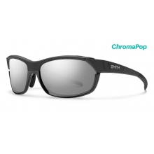 "PivLockâ""¢ Overdrive Matte Black ChromaPop Platinum by Smith Optics"