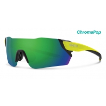 Attack Matte Acid ChromaPop Sun Green Mirror by Smith Optics in Glenwood Springs CO