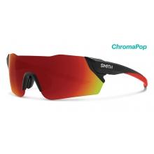 Attack Cinelli ChromaPop Sun Red Mirror by Smith Optics
