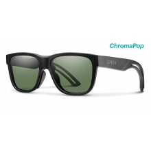 Lowdown Focus Slim Matte Black ChromaPop Gray Green by Smith Optics in Marina Ca