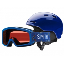 Rascal-Zoom Combo Cobalt Youth Small (48-53 cm) by Smith Optics
