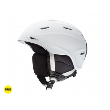 Aspect Matte White MIPS MIPS - Large (59-63 cm) by Smith Optics in San Jose Ca