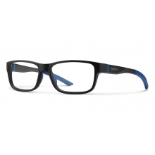 Outsider Matte Black Blue by Smith Optics