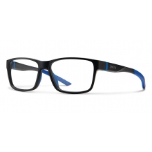 Outsider Slim Matte Black Blue by Smith Optics