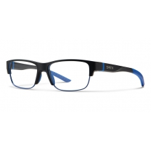 Outsider 180 Matte Black Blue by Smith Optics
