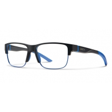 Outsider 180 Slim Matte Black Blue by Smith Optics
