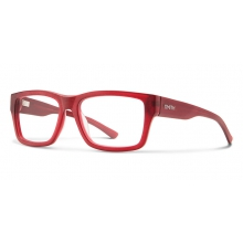 Cloak Matte Red by Smith Optics in Quesnel Bc