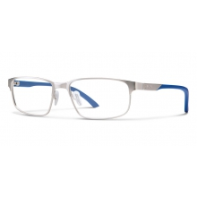 Ballpark Matte Silver Blue by Smith Optics