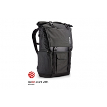 Covert DSLR Rolltop Backpack
