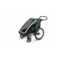 Chariot Lite 1 + Cycle/Stroll by Thule in Venice CA