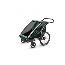 Chariot Lite 2 + Cycle/Stroll by Thule in Carrboro Nc