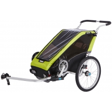Chariot Cheetah XT 1 + Cycle/Stroll by Thule in Woodbridge On