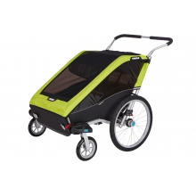 Chariot Cheetah XT 2 + Cycle/Stroll by Thule in Lisle Il
