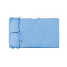Autana/Kukenam 3 Blue Fitted Sheets