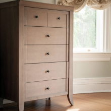 Cameo 5 Drawer Dresser