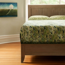 Cameo Low Profile Footboard by Milk Street Baby