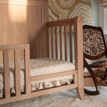 Cameo Toddler Bed Conversion Kit by Milk Street Baby