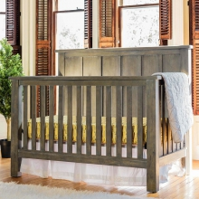 Relic Batten Crib by Milk Street Baby