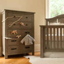 Relic 5 Drawer Dresser by Milk Street Baby