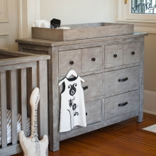 Relic 6 Drawer Dresser by Milk Street Baby