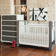 True Traditional Crib by Milk Street Baby