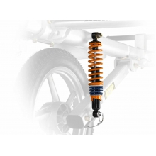 Heavy Duty Shocks by Yakima