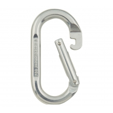 Oval Carabiner by Black Diamond in Aspen Co