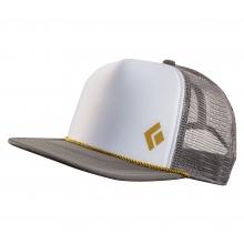Flat Bill Trucker Hat by Black Diamond in Cody Wy