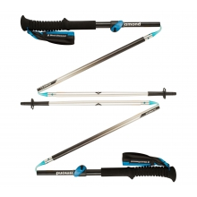 Distance FLZ Trekking Poles by Black Diamond in Red Deer Ab