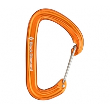 HotWire Carabiner by Black Diamond in Sylva Nc
