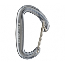 Oz Carabiner by Black Diamond in Aspen Co