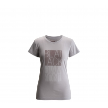 Women's S/S BD Block Tee by Black Diamond