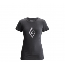 Women's S/S Brushstroke Tee by Black Diamond