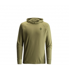 Men's L/S Alpenglow Hoody by Black Diamond