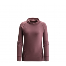 Women's L/S Alpenglow Hoody by Black Diamond
