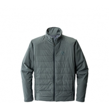 Men's First Light Jacket by Black Diamond in Rocky View No 44 Ab