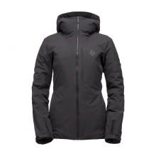 Women's Mission Down Parka by Black Diamond in Red Deer County Ab