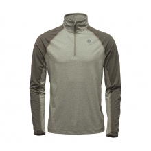 Men's Approach QTR Zip  Fleece by Black Diamond