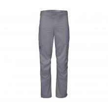 Men's Stormline Str Fl Zp Rn Pants by Black Diamond
