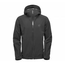 Men's Stormline Stretch Rain Shell by Black Diamond in Dublin Ca